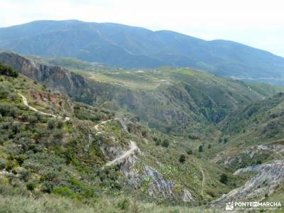 Alpujarra Granadina-Viaje Semana Santa;senderismo niños viajes para el puente del pilar excursiones